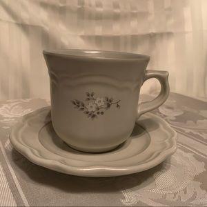 Pfaltzgraff Heirloom Coffee Tea Cup